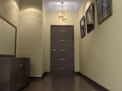 Коридорные металлические двери
