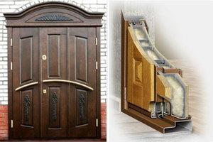 Непромерзаемые входные двери