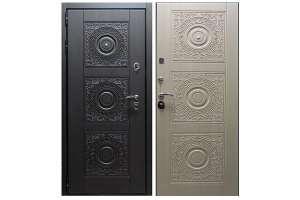 Трехконтурные входные двери